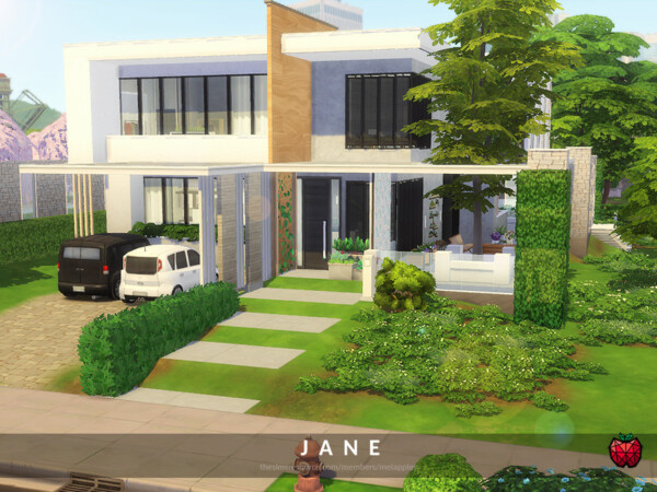 Jane House no cc by melapples from TSR