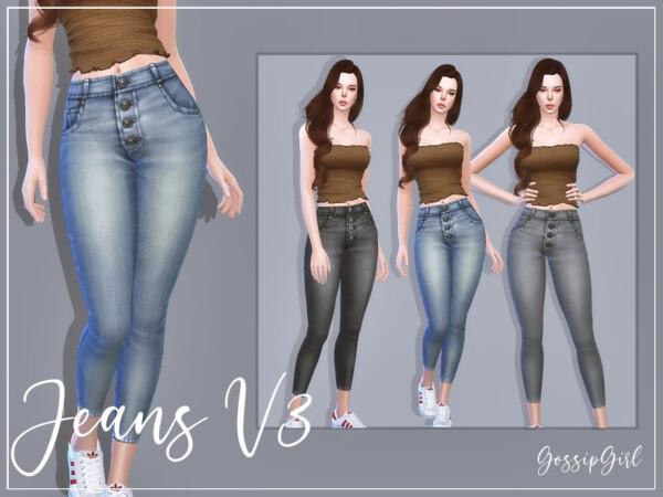 Jeans V3 by GossipGirl S4 from TSR
