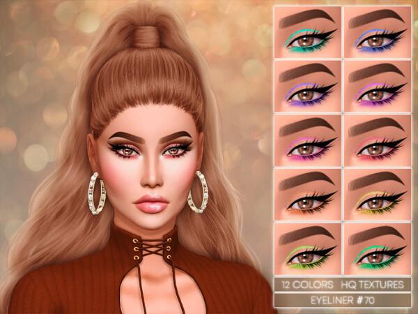 Eyeliner 70  by Jul Haos from TSR