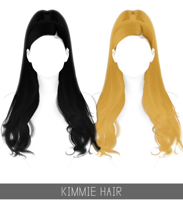 Kimmie Hairstyle from Simpliciaty