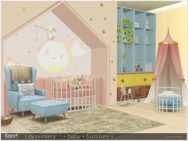 Lily nursery by Severinka from TSR