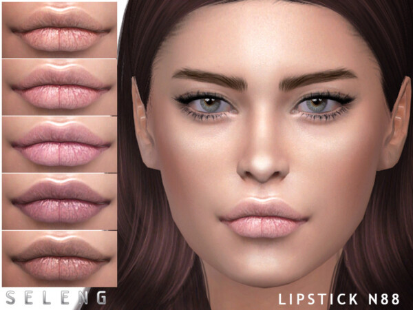 Lipstick N88 by Seleng from TSR