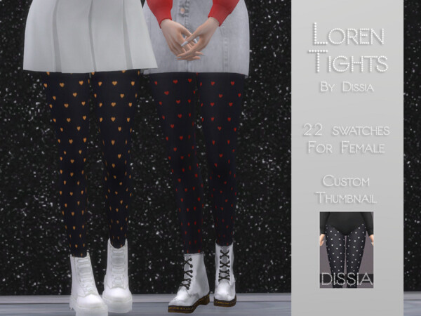 Loren Tights by Dissia from TSR
