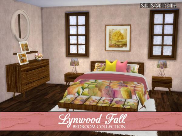 Lynwood Fall Bedroom by neinahpets from TSR
