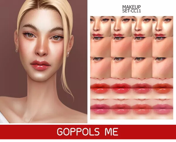 Makeup Set CC11 from GOPPOLS Me
