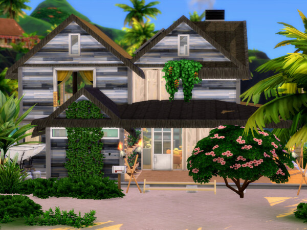 Oyster Cove House by LJaneP6 from TSR
