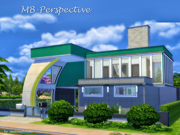 Perspective house by matomibotaki from TSR