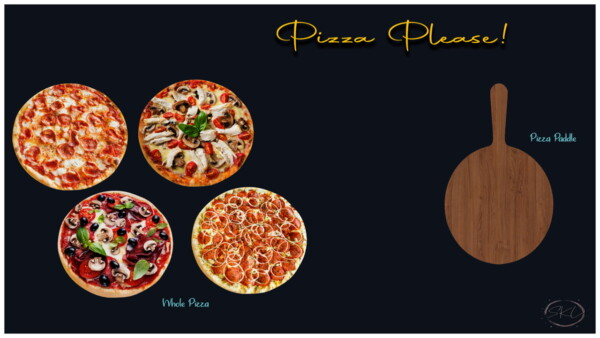Pizza from Sunkissedlilacs