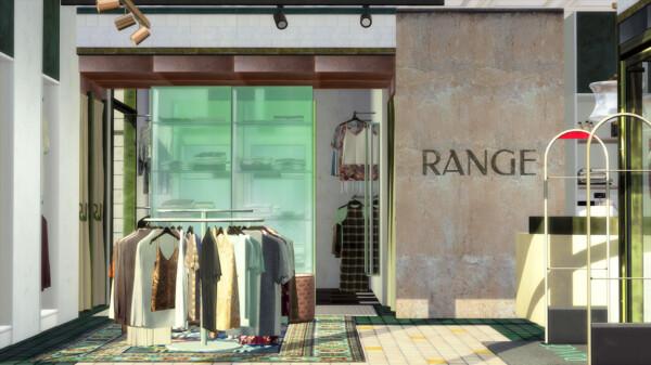 Range Fashionstore from SLOX