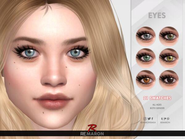 Realistic Eye N15 by remaron from TSR