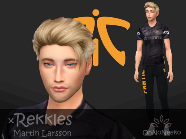 Rekkles from Ohnoneeko