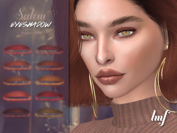 Salem Eyeshadow N.170 by IzzieMcFire from TSR