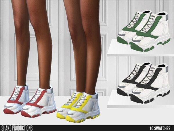 558 Sneakers by ShakeProductions from TSR