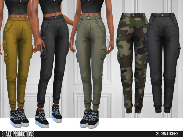 568 Cargo Pants by ShakeProductions from TSR