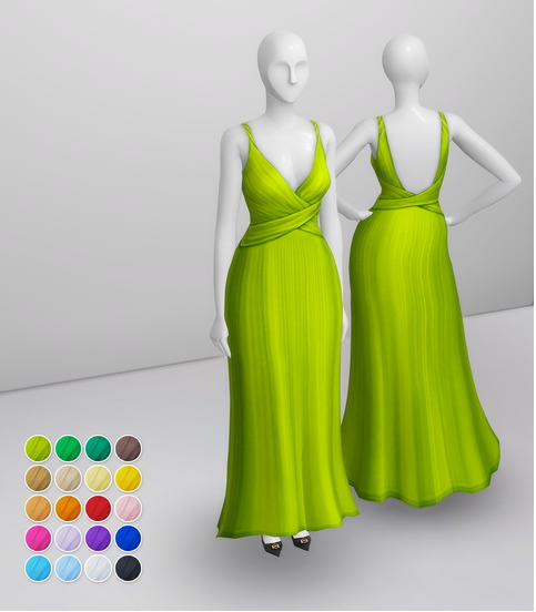 Shape Gown from Rusty Nail