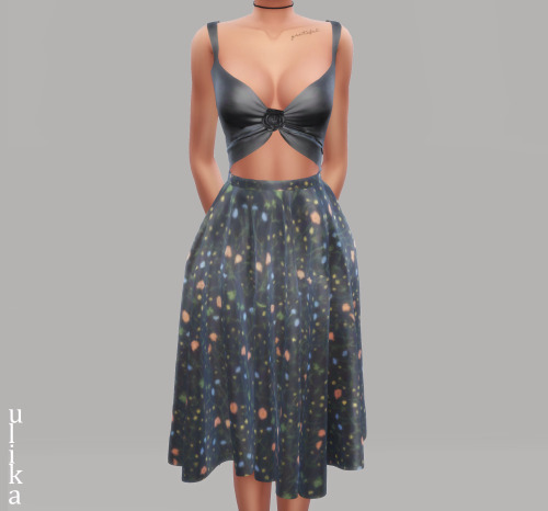 Skirt from Ulika