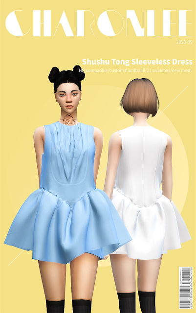 Sleeveless Dress from Charonlee