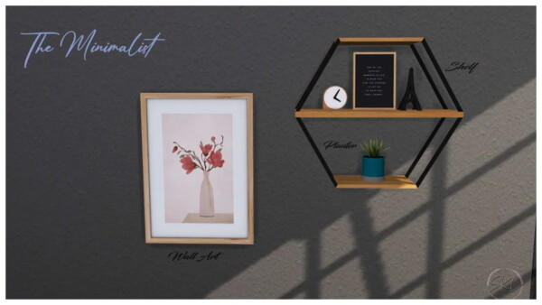 The Minimalist Collection from Sunkissedlilacs