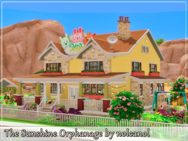 The Sunshine Orphanage by nolcanol from TSR