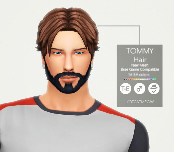Tommy Hair from Kot Cat