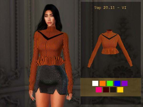 Top 20.11   VI by Viy Sims from TSR