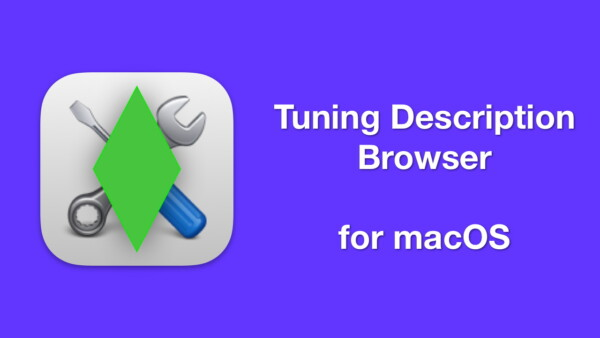 Tuning Description Browser for macOS by Lebbion from Mod The Sims