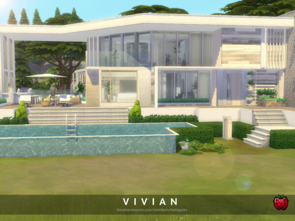 Vivian House no cc by melapples from TSR