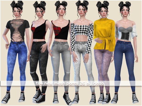 Pants 26 from All by Glaza