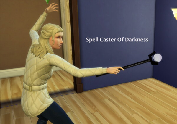 10 Custom Wands Realm Of Magic by Laurenbell2016 from Mod The Sims