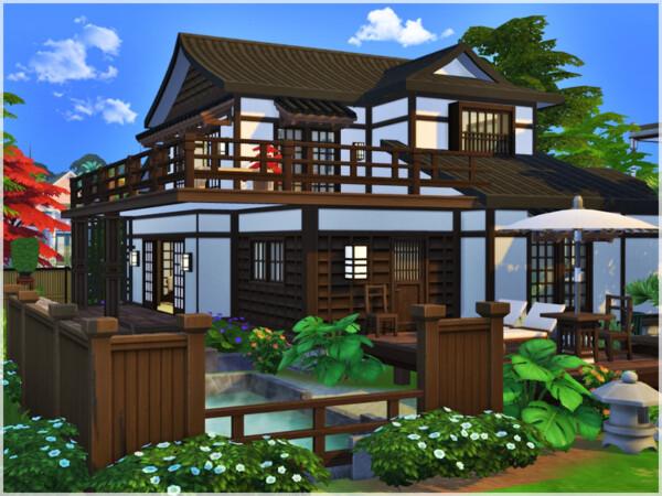 242 Wakabamori House by Ray Sims from TSR