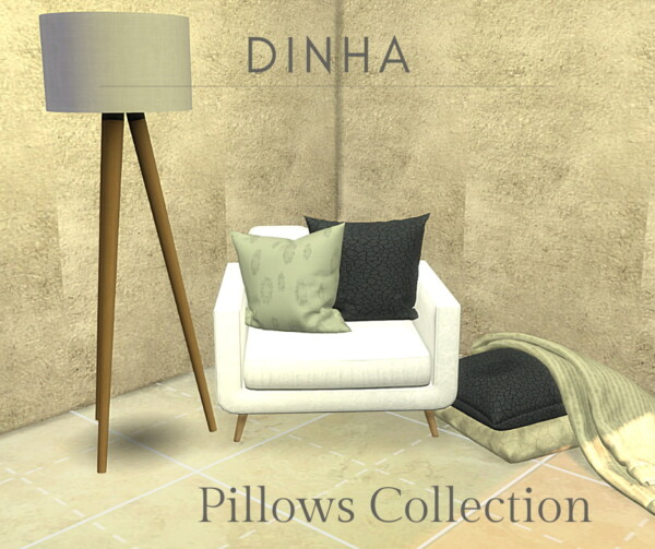 Pillows Collection from Dinha Gamer