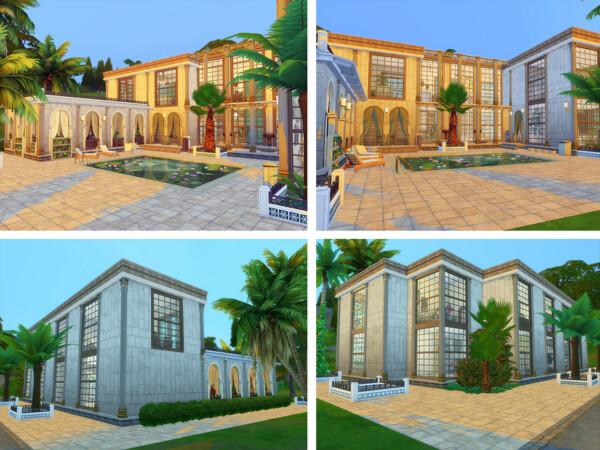 Neela Estate House by Ineliz from TSR