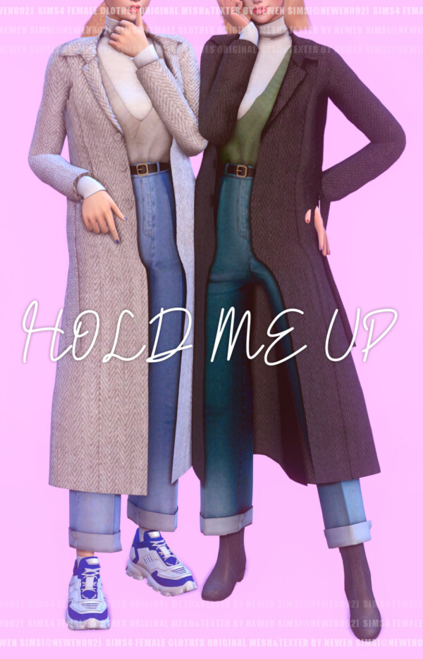 Hold Me Up Collection from Newen