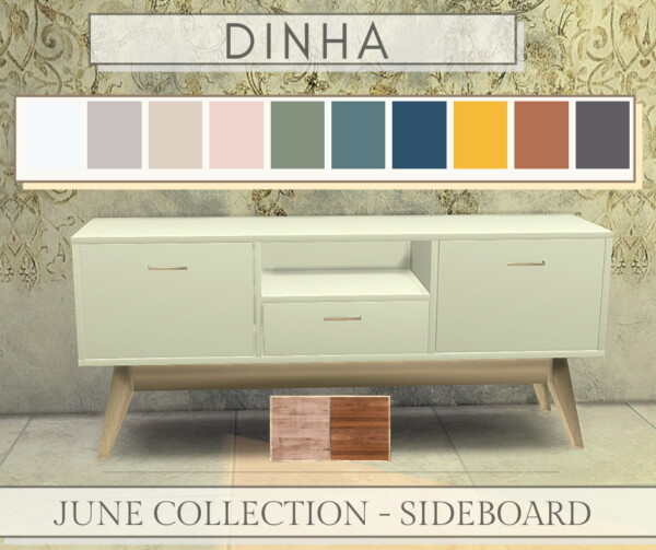 June Collection from Dinha Gamer