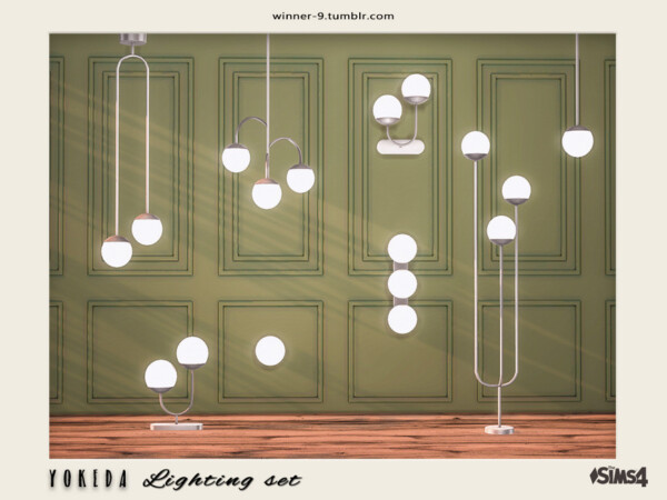 Yokeda lighting set by Winner9 from TSR