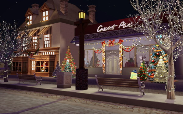 Christmas Shop from Lutessa