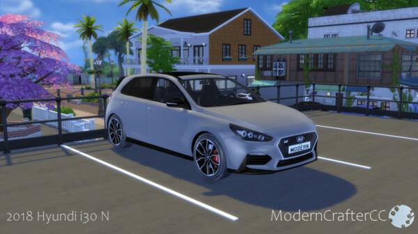 2018 Hyundai i30N from Modern Crafter