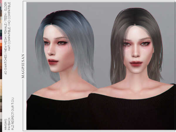 Hair Payback from MMSIMS