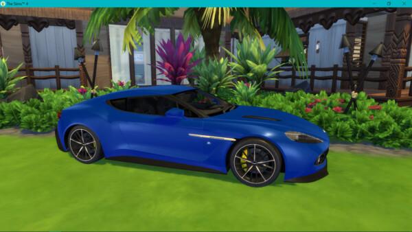 Aston Martin Vanquish Zagato from Lory Sims