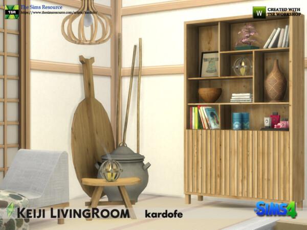 Keiji Livingroom by kardofe from TSR