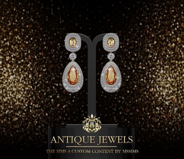 Antique Jewels from MSSIMS
