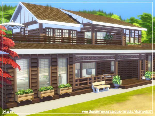 Himari House Nocc by sharon337 from TSR