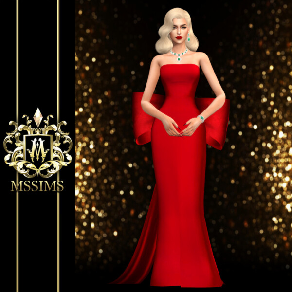 Your Present Dress from MSSIMS