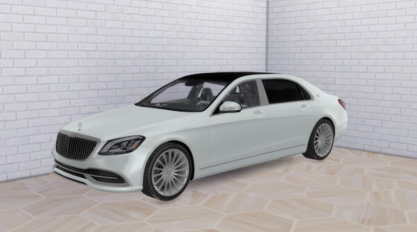 2019 Mercedes Maybach S 650 from Modern Crafter