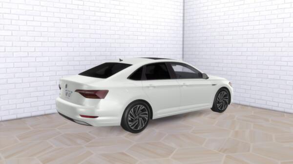 2020 Volkswagen Jetta from Modern Crafter