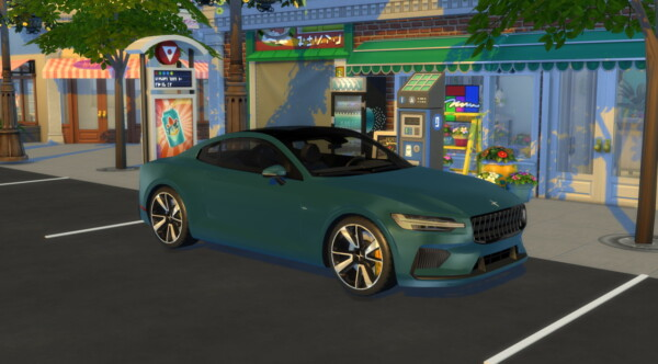 Polestar 1 from Lory Sims