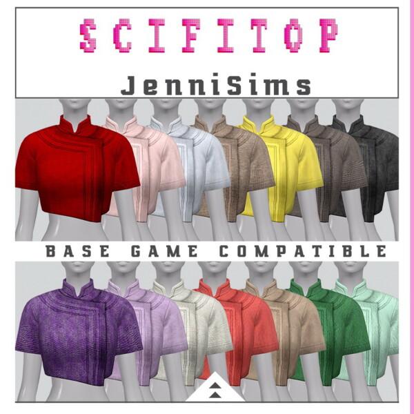 Top SCFI from Jenni Sims