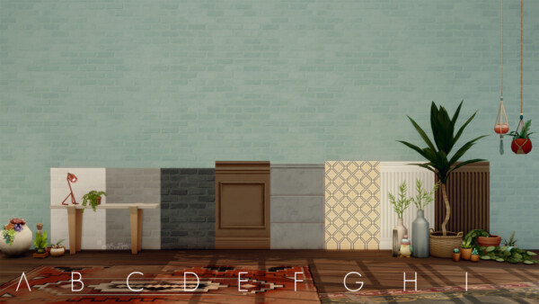 Venerable Brick Wall Pack from Picture Amoebae