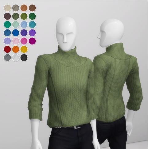 Basic Sweater M III from Rusty Nail