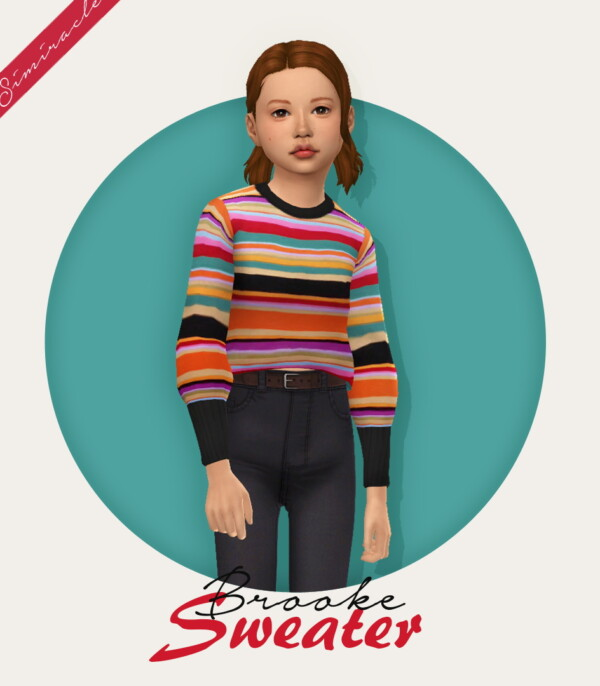 Brooke Sweater from Simiracle